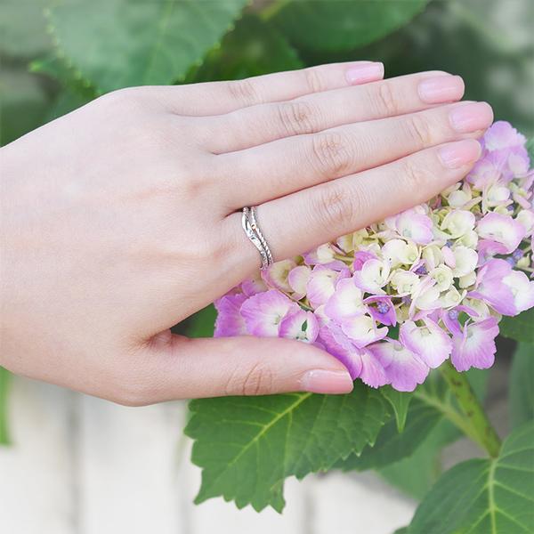 天使の卵 指輪
